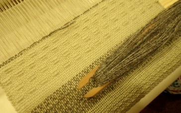 weaving-on-the-rigid-heddle-loom